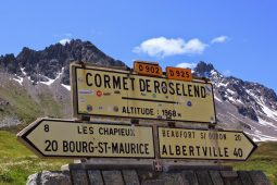 Classic Cycling Climbs of the French Alps