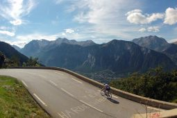 Cycling Holidays in the French Alps