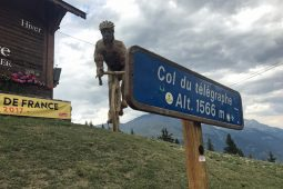 Col du Telegraphe, French Alps