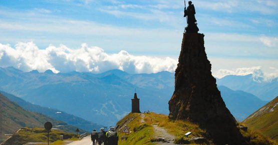 Classic Climbs, Col du Petit Saint Bernard