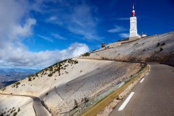 Mont Ventoux, Legendary Climbs